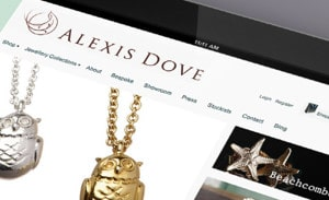 Alexis Dove website